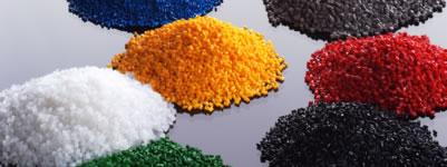 Plastični granulati materijali
