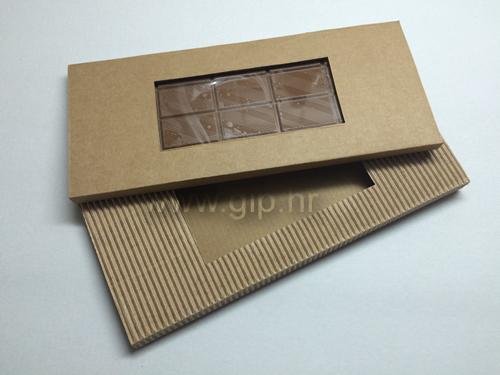 Kartonski omot za čokolade
